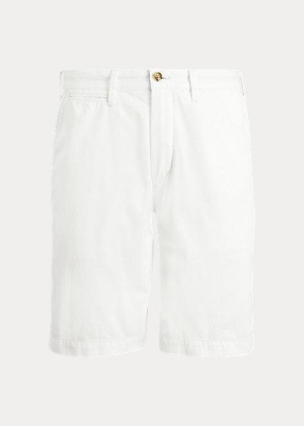 買い付けNOW 3 18より注文順に発送開始予定 送料無料 ポロ ラルフローレン 新作 メンズ Polo Ralph 今だけスーパーセール限定 ショーツ Fit ハーフパンツ Short White Relaxed Lauren Chino