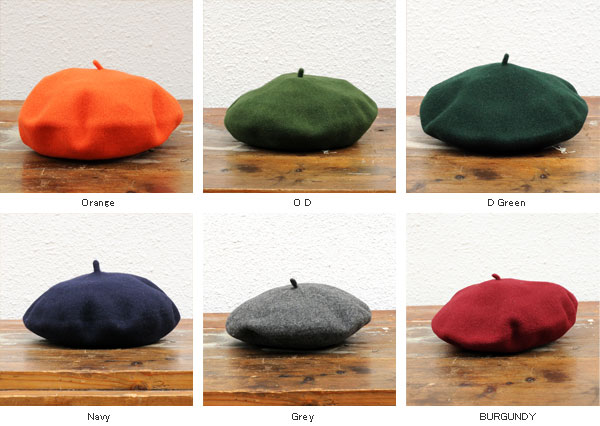 BLANCQ BERET beret (mens and Womens)