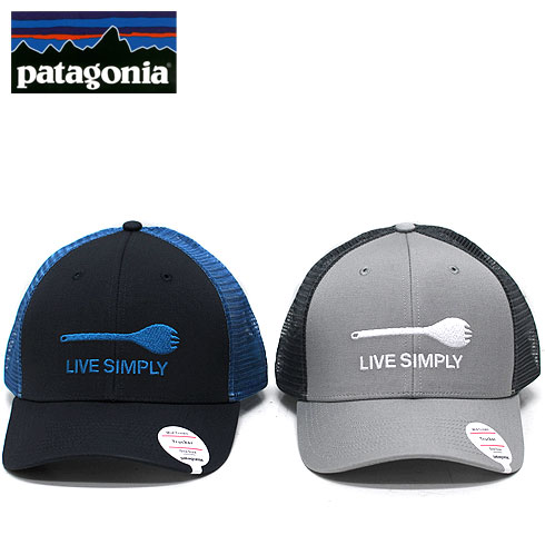 patagonia Live Simply Guitar LoPro Trucker Hat