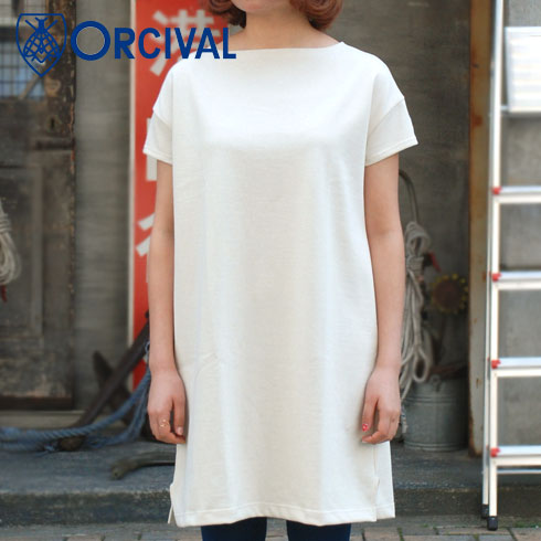 Orcival load cotton short sleeve one-piece ( B221 ) 20 Sierra