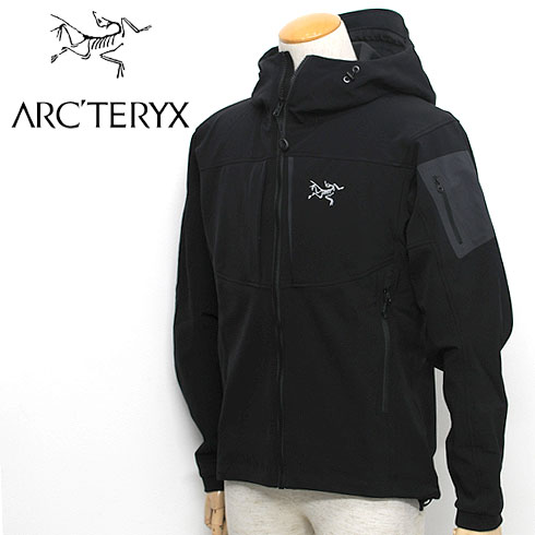 【15%OFF】 ARC'TERYX【アークテリクス】Gamma MX Hoody Men's/ガンマMXフーディ【19274】【楽ギフ_メッセ入力】