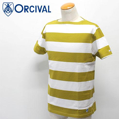 Orcival 圆领短袖 t 恤 (6.5 × 6.5 条纹) 男装 30%的折扣 !