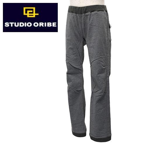 STUDIO ORIBE【スタジオオリベ】RIB PANTS(リブパンツ)A/W Men's【RP12】【楽ギフ_メッセ入力】