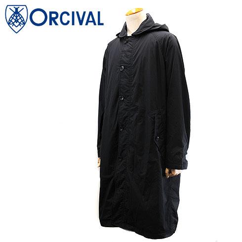 【35%OFF】 Orcival【オーチバル】ラグランフードコート Men's【RC-8927 HNT】【楽ギフ_メッセ入力】