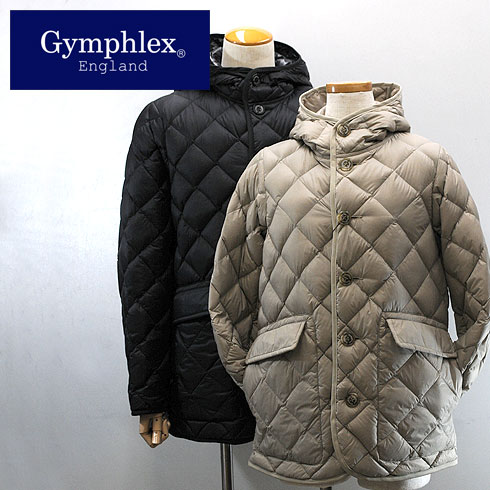 【35%OFF】 Gymphlex【ジムフレックス】ハンドキルト ダウンジャケット (メンズ・レディース)【J-1269 NOK】【楽ギフ_メッセ入力】