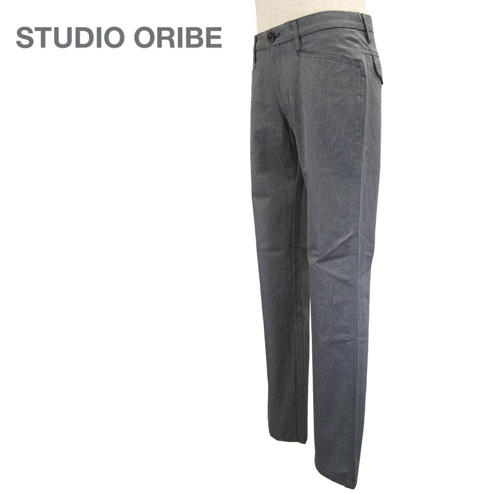 STUDIO ORIBE【スタジオオリベ】L POCKET PANTS Men's【LP01】【楽ギフ_メッセ入力】