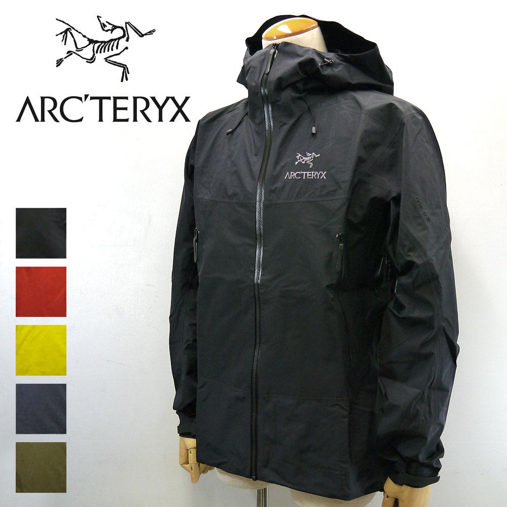 ARC'TERYX【アークテリクス】Beta SL Hybrid Jacket Men's/ベータSLハイブリットジャケット【23705】【楽ギフ_メッセ入力】