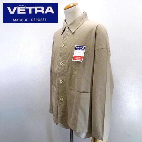 VETRA【べトラ】ライトキャンバス オーバーサイズ カバーオール Men's【6H】【楽ギフ_メッセ入力】