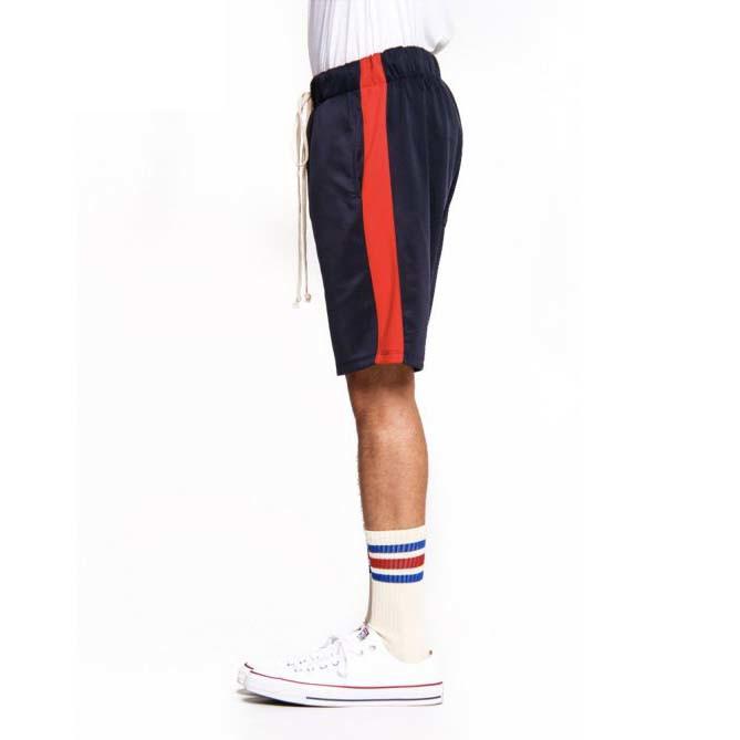 【セール/SALE-30】EPTM.(エピトミ)/TRACK SHORTS SHORT PANTS (NAVY/RED) トラックショーツ ショートパンツ【国内正規取扱い店】