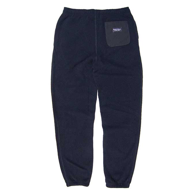 Raised By Wolves (ライズド バイ ウルフス) POLARTEC THERMAL PRO SHEARLING SWEATPANTS (BLACK) スウェットパンツ made in CANADA