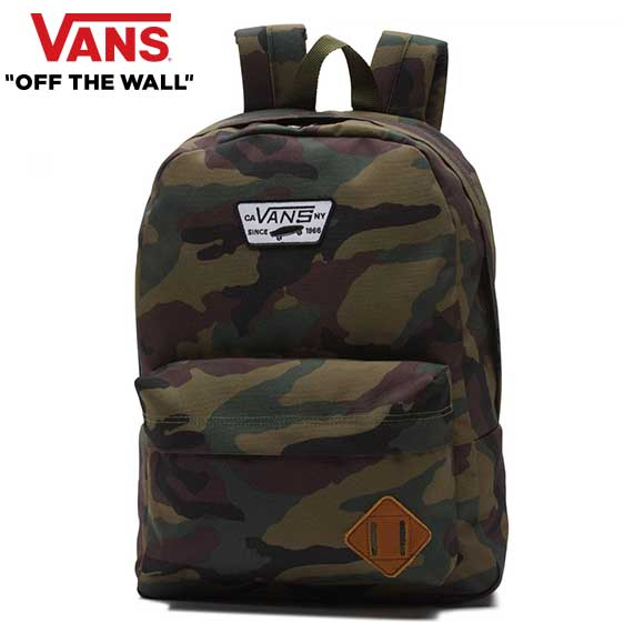 VANS (ヴァンズ) Vans Old Skool II Backpack (Classic Camo) バックパック