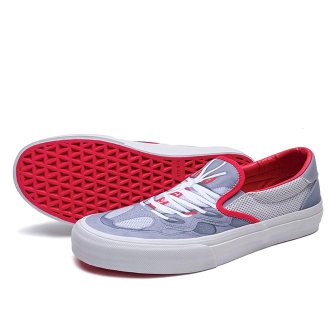 STRAYE(ストレイ) VENTURA LIKE 1999 CANVAS SLIP-ON スニーカー スリッポン【国内正規取扱い店】