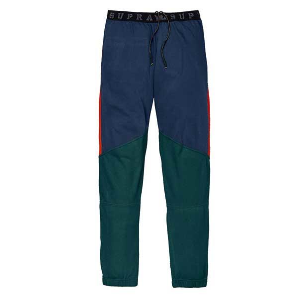 【2019FW】SUPRA(スープラ) 92 FLEECE PANT (EVERGREEN) スウェットパンツ 裏毛(裏パイル) 【国内正規取扱い店】【アパレル/トップス】
