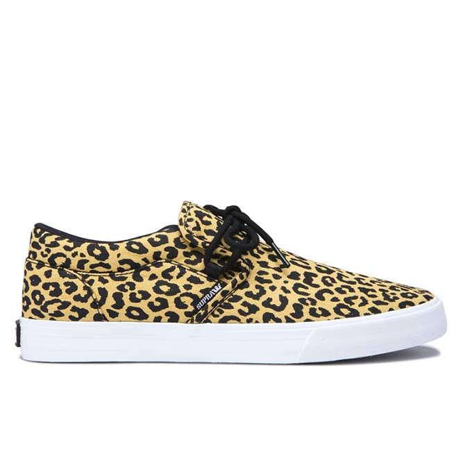 【2019SS】SUPRA(スープラ) CUBA(キューバ) ANIMAL-BLACK シューズ スニーカー【国内正規取扱い店】