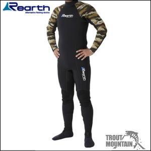 【送料無料】リアス(Rearth)SW TPR ウエットスーツ カモ  【FWS-3300】