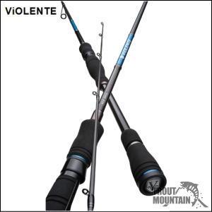 【送料無料】バリバスViOLENTE [エギングモデル]【VLE-86SL】