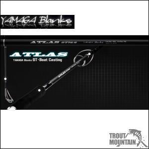 【送料無料】YAMAGA Blanks(ヤマガブランクス)ATLAS(アトラス)【ATLAS GT 76/6】【GTモデル】