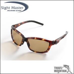 【送料無料】TIEMCO(ティムコ)サイトマスター/Sight Master【ウェッジ ブラウンデミ】【偏光サングラス】