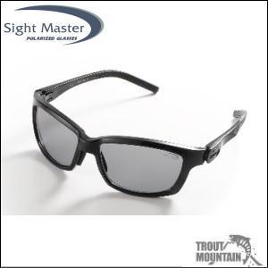 【送料無料】TIEMCO(ティムコ)サイトマスター/Sight Master【ウェッジ ブラック】【偏光サングラス】