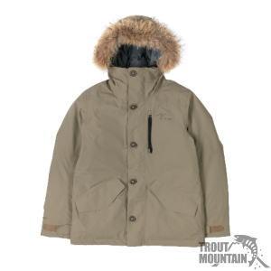 極寒地対応のハードシェル・ダウンジャケット。 【送料無料】Foxfire(フォックスファイヤー/フォックスファイアー)マッシングジャケット(Men's)Mushing Jacket