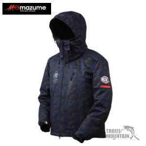 【送料無料】オレンジブルーMZX タイドマニアオールウェザージャケット POP 4【MZXFW-069】