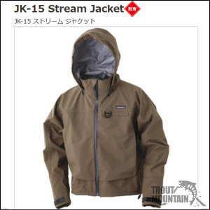 【送料無料】リトルプレゼンツJK-15 ストリーム ジャケット【JK-15】