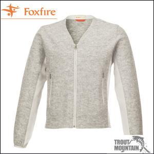 【送料無料】Foxfire(フォックスファイヤー/フォックスファイアー)ハイブリッドウールカーディガン/メンズ【5113695】