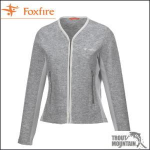 【送料無料】Foxfire(フォックスファイヤー/フォックスファイアー)ハイブリッドウールカーディガン/ウィメンズ【8113629 】
