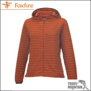 【送料無料】Foxfire(フォックスファイヤー/フォックスファイアー)マイクロフリースフーディ/ウィメンズ【8113653】