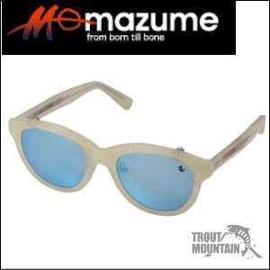 【送料無料】オレンジブルー【MZEW-002 amberjack 2 】mazume(マズメ)アイウェア
