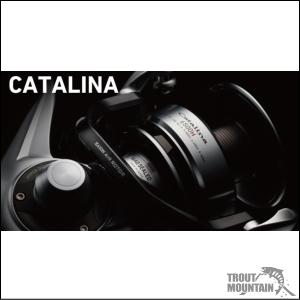 【送料無料】ダイワキャタリナ(CATALINA)5000【スピニングリール】