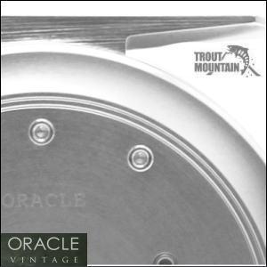 【送料無料】オラクル ORACLE Vintage Fly Reel /オラクル ビンテージ ベイビートラウト DP 【フライリール】 (適合ライン:3-4 )