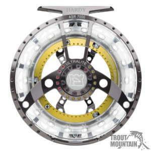 【送料無料】HARDY HD ULTRALITE ASR 6000 REEL 6/7ハーディー・ウルトラライトASR【フライリール】