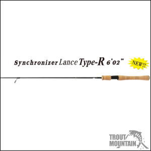 """【送料無料】アイビーラインSynchronizer Lance Type-R 6'02"""""""