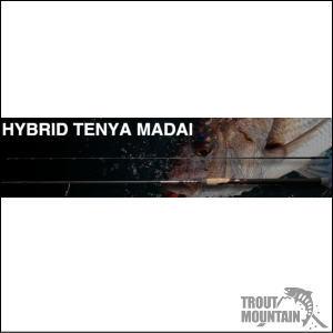 【送料無料】ノリーズHYBRID TENYA MADAI 【HTM80MH】(