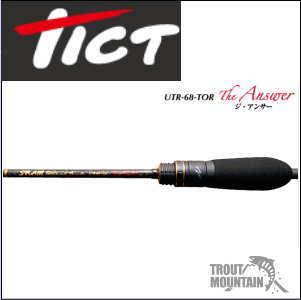 ティクト TICT SRAM 【UTR-68-TOR】The Answer【大型宅配便】