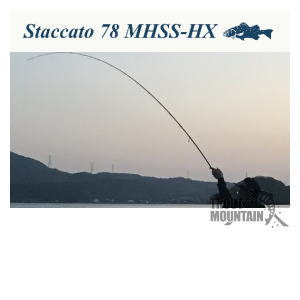 TULALA ツララ 【Staccato78MHSS-HX】ハーモニクス スタッカート78【大型宅配便】