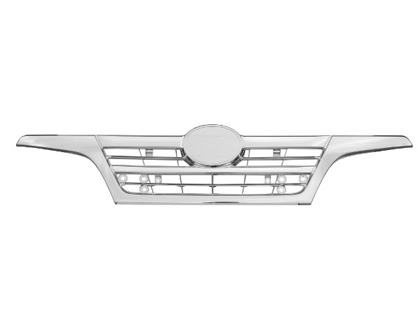 日野 デュトロ トヨタ ダイナ 標準 LED付 オールメッキ フロントグリル ホワイトLED クロームメッキ 前期 中期 後期 平成11年5月~平成23年6月