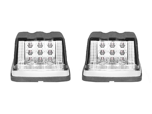 W463 LEDウィンカーランプ ブラック 左右セット メルセデスベンツ Gクラス ゲレンデ G320 G500 G550 G350d G55 G63 G65