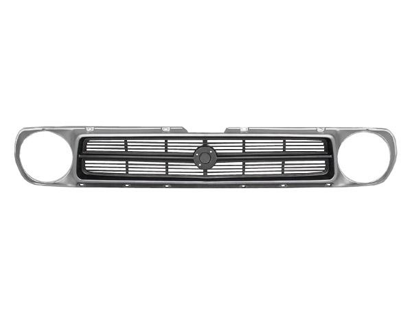 新品交換でリフレッシュ 人気 おすすめ 送料無料 サニートラック B110 B120 丸目 アイテム勢ぞろい フロント グリル サニー 日産 純正タイプ ラジエーターグリル トラック 丸ライト サニトラ