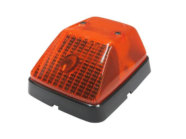 Gクラス W460 W461 W463 純正 オレンジ ウインカー 1個 9018200021 ベンツ ゲレンデ フロント G320 G350d G550 G55 G63 G65 AMG