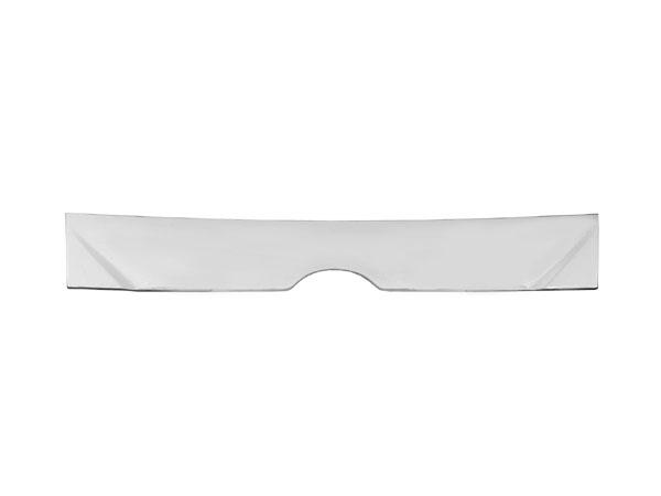 エアループ デュトロ ダイナ 標準車 メッキ フロントパネル 台湾製 日野 トヨタ 平成23年7月~ クローム