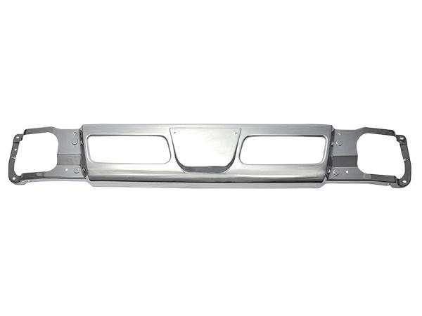 三菱 ふそう ブルーテックキャンター 標準 純正タイプ メッキバンパー 平成22年1月 トラック