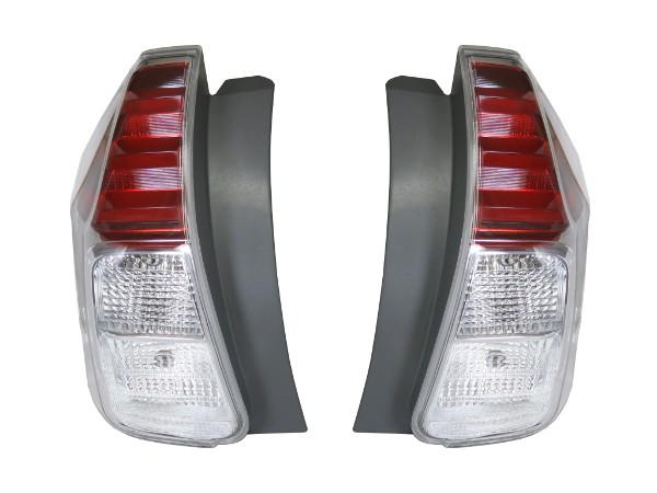 US仕様でイメージチェンジ! プリウスα US 後期 純正タイプ LEDテール 左右セット トヨタ 前期 後期 ZVW40W ZVW41W 北米 PRIUS V