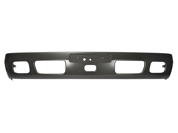 デュトロ ダイナ トヨエース 標準 フロント バンパー 未塗装 日野 トヨタ 平成11年10月~平成23年6月 純正タイプ 台湾製