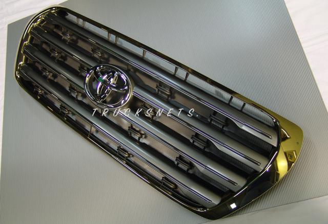 トヨタ ランクル200 トヨタ 純正 中東仕様 ゴールド フロントグリル 湾岸仕様 ランドクルーザー200