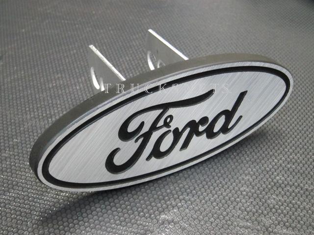 激安通販専門店 自社在庫 FORD 完全送料無料 フォード アルミ製 ヒッチプラグ 2インチ キャップ ヒッチボールマウント 1.25インチ