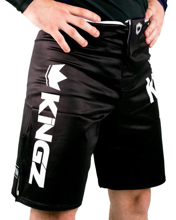 グラップリングショーツ KINGZ キングズ 期間限定特別価格 黒 サイズ 売却 32 キングス 総合格闘技 34インチ 柔術 ファイトショーツ
