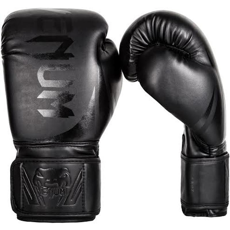 ボクシンググローブ【Venumベノム チャレンジャー2.0】黒色/黒 12オンス・14オンス・16オンス /ヴェヌム/ベヌム