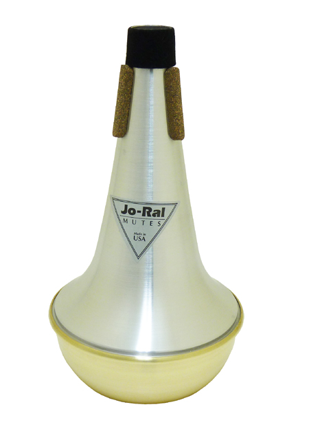 Jo-Ralストレートミュート ブラスボトム TRB-1B【テナートロンボーン用】